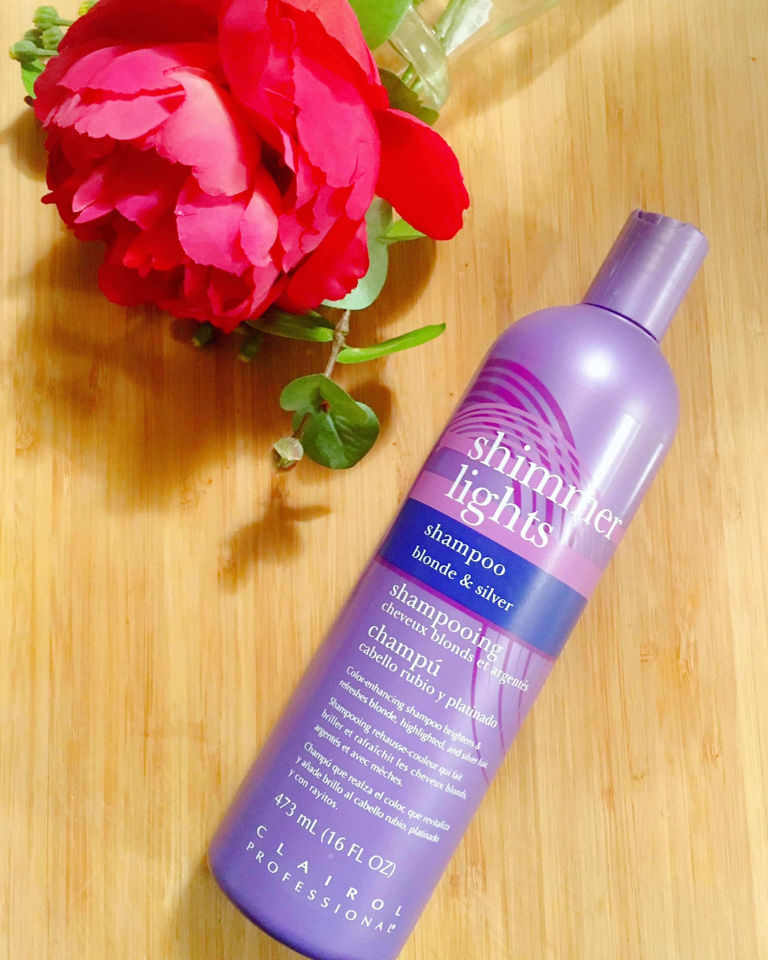 Clairol Shimmer Lights Shampoo Review