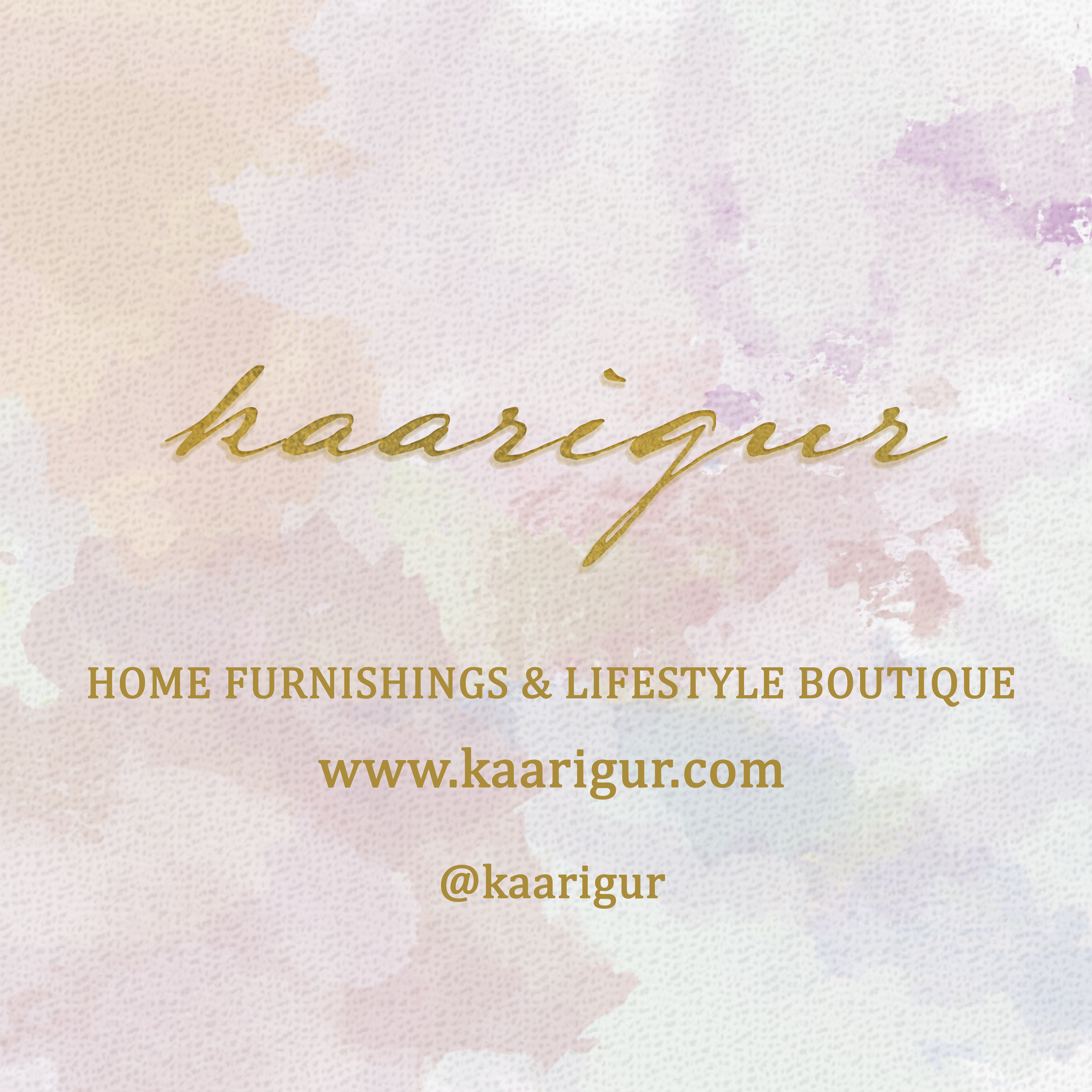 kaarigur, handcrafted home décor